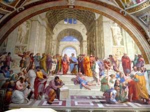 Vatican Fresco